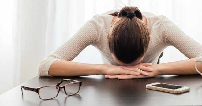 Синдром хронической усталости. Диагностика и лечение