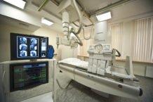 Прохождение рентгеновского исследования